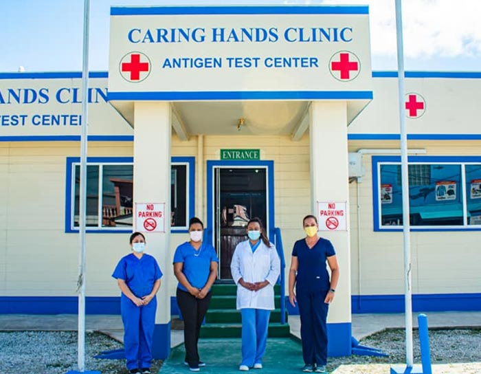 Belize Covid Testing Center